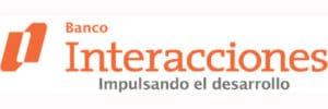 Banco Interacciones